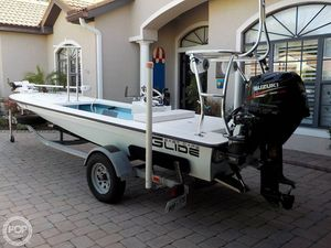 Used East Cape 17 Glide Flats Fishing Boat For Sale