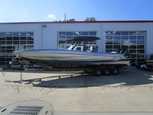 Used Sunsation 32ccx Center Console Fishing Boat For Sale