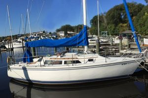 Used Catalina 28' Cruiser Sailboat For Sale