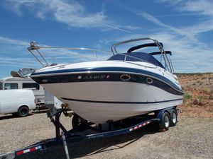 Used Four Winns High Flute 'N' Aft Cabin Boat For Sale