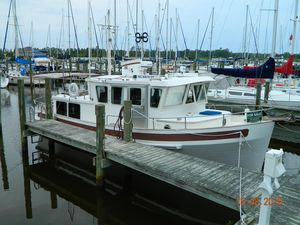Used Sundowner Tug 36 Trawler Boat For Sale