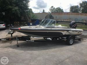 Used Nitro Sport Z-7 Bowrider Boat For Sale