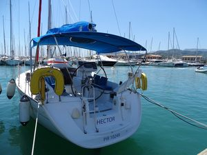 Used Jeanneau Sun Odyssey 32I Cruiser Sailboat For Sale