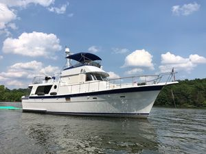 Used Hatteras 48 LRC Motor Yacht For Sale