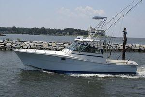 Used Topaz 37 Sportfisherman Sports Fishing Boat For Sale