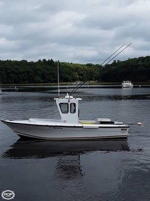 Used Cape Codder 24 Center Console Fishing Boat For Sale