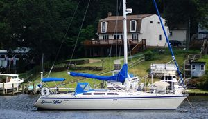 Used O'day 40 Cruiser Sailboat For Sale