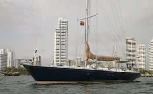 Used Custom German Frers Sloop Cruiser Sailboat For Sale