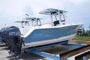 New Sea Hunt 275 Ultra Center Console Fishing Boat For Sale