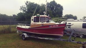 Used Ranger Tugs R-21 EC Tug Boat For Sale