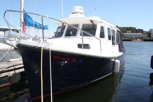 Used Rosborough Rf-246 Digby Trawler Boat For Sale