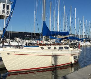 Used Columbia 30 Cruiser Sailboat For Sale