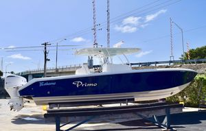 Used Bahama 37 Center Console Fishing Boat For Sale