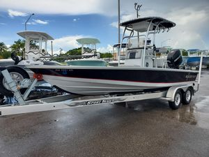 Used Blazer 2220 Center Console Fishing Boat For Sale