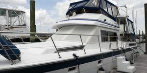 Used Hi-Star 48 Sundeck Trawler Boat For Sale