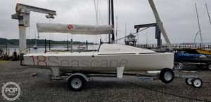 Used Seascape 18 Racer and Cruiser Sailboat For Sale