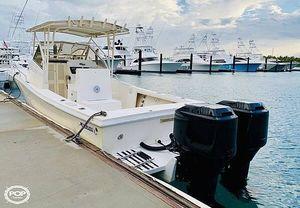 Used Mako 250B Walk Around Walkaround Fishing Boat For Sale