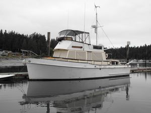 Used Grand Banks Classic 42 Antique and Classic Boat For Sale