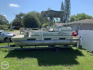 Used Starcraft Monarch Sunlight 180 Pontoon Boat For Sale