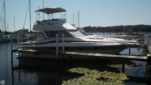 Used Cruisers Yachts Chateau Vee 338 Sports Fishing Boat For Sale