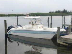 Used Prokat 2360 Center Console Power Catamaran Boat For Sale