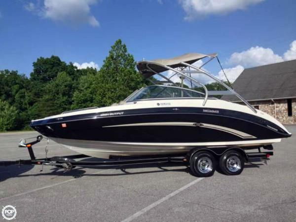 Used Yamaha AR 242 Limited S Jet Boat For Sale