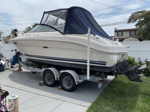Used Sea Ray 215 Weekender Express Cruiser Boat For Sale