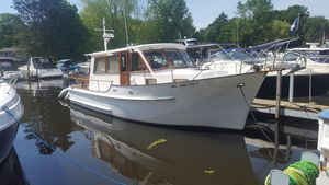 Used Island Gypsy Sedan Cruiser Boat For Sale