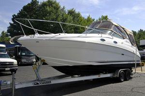 Used Sea Ray Sundancer 280 Cruiser Boat For Sale
