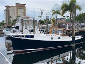 Used Rumerys 36 Picnic Boat Trawler Boat For Sale