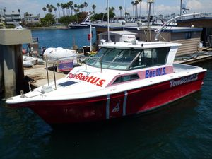 Used Baha Cruisers 280 Weekender Commercial Boat For Sale