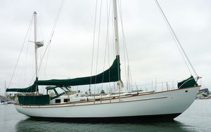 Used Classic Zeeland Yawl Sailboat For Sale