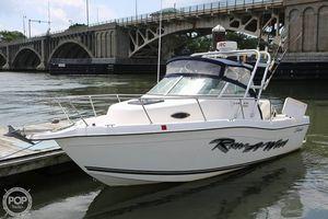 Used Seaswirl Striper 2100WA Walkaround Fishing Boat For Sale