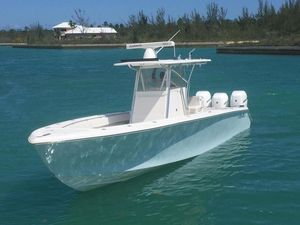 Used Seahunter Tournament 35 Center Console Fishing Boat For Sale