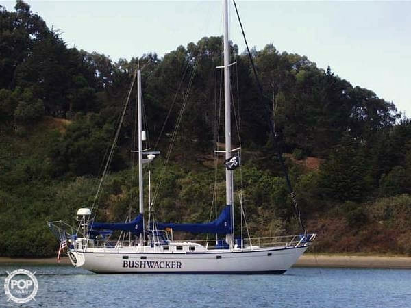 Used Spencer 53 Cruiser Sailboat For Sale
