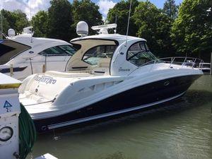 Used Sea Ray Sundancer 44 Cruiser Boat For Sale