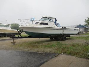 Used Sport-Craft 30 GLS30 GLS Sports Fishing Boat For Sale