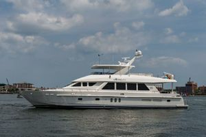 Used Hargrave 84 Fly Bridge Motor Yacht Motor Yacht For Sale