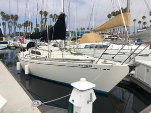 Used Sparkman & Stephens Prestige 36 Racer Sailboat For Sale