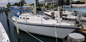 Used Cs Boat Works CS 33 Sloop Sailboat For Sale