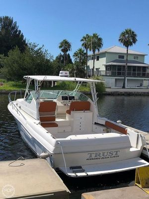 Used Stamas 370 express Walkaround Fishing Boat For Sale