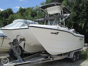 Used Prokat Pro 20 Power Catamaran Boat For Sale