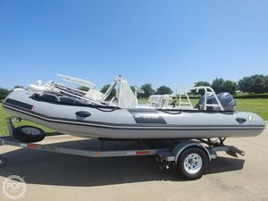 Used Zodiac Pro 650 Center Console Fishing Boat For Sale