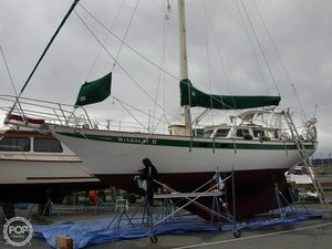 Used Endurance 35 Cutter Sailboat For Sale