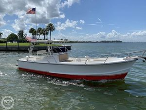 Used Shamrock 260 Open Center Console Fishing Boat For Sale