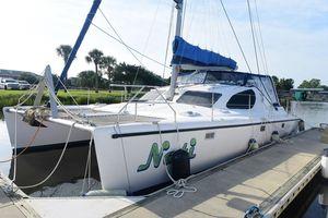 Used Maxim 380 Catamaran Sailboat For Sale