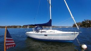 Used Catalina 28mii Sloop Sailboat For Sale