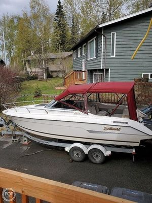 Used Seaswirl 220 SWL Cruiser Boat For Sale