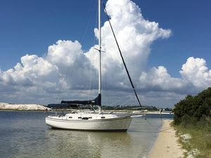 Used Island Packet 31 Sloop Shoal Draft Cruiser Sailboat For Sale