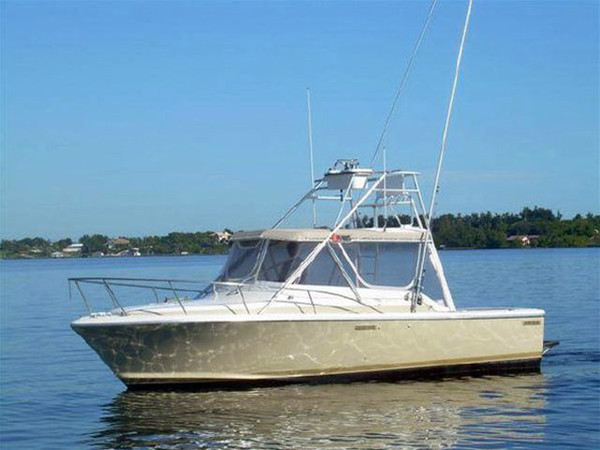 Used Phoenix Fish buster Sports Fishing Boat For Sale